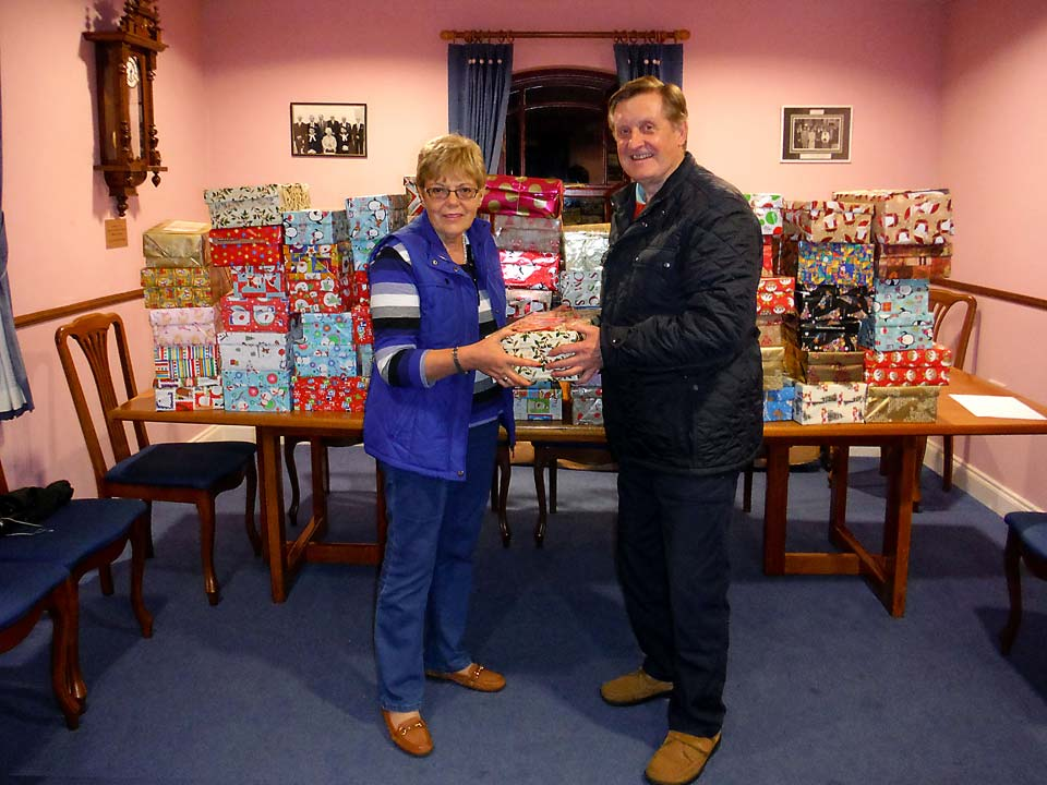 2015 Blytheswood Shoe Box Appeal