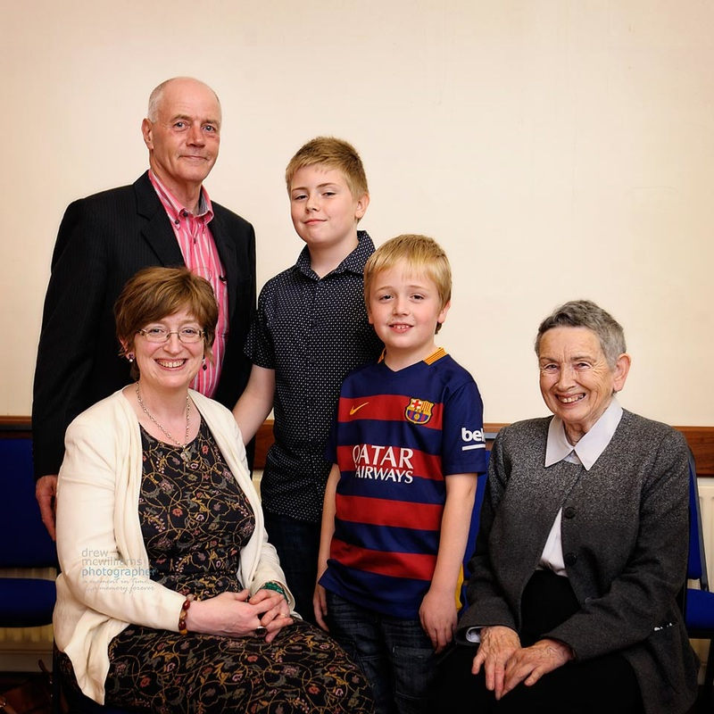 The McMillan family