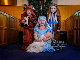 Nativity at Dromore Non-Subscribing Presbyterian Church