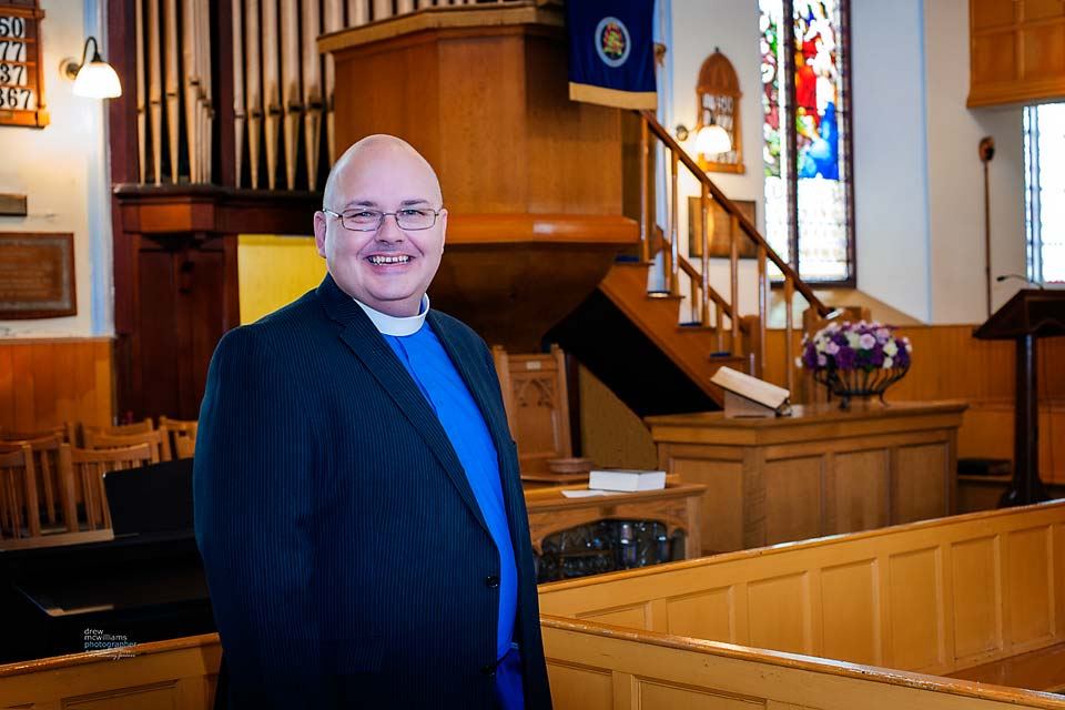 Rev Tom  Wilson (Scotland) preached in Dromore Non-Subscribing Presbyterian Church for the first time on 27 September 2015
