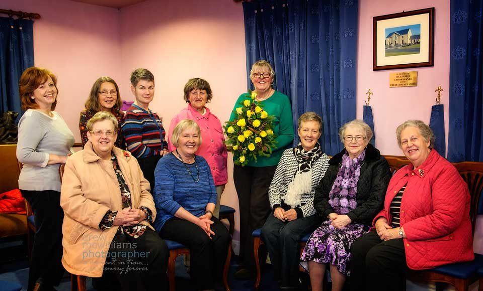 The Women's League at Dromore Non-Subscribing Presbyterian Church