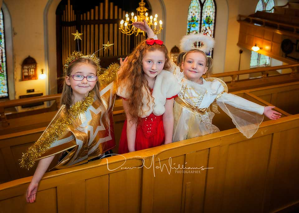 Dromore Non-Subscribing Presbyterian Church Sunday School Christmas Service