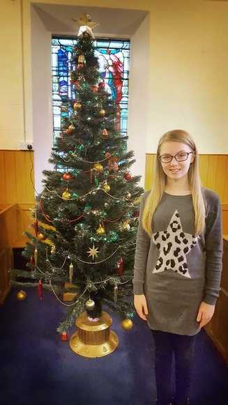Christmas Carol Service at Dromore Non-Subscribing Presbyterian Church