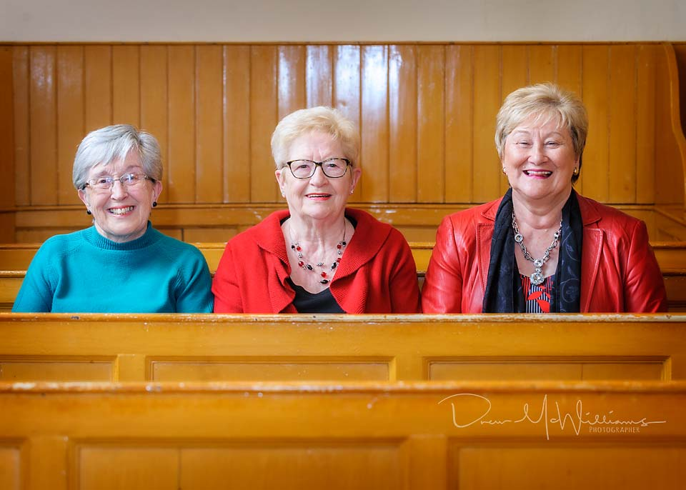 Congregation at Dromore Non-Subscribing Presbyterian Church
